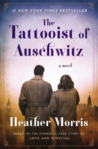 Tattooist of Auschwitz Cover - Amazon