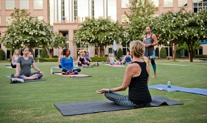Ballantyne Yoga Series