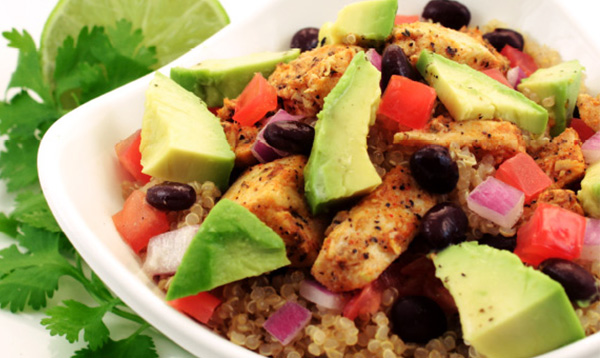 Just Fresh Quinoa Bowl