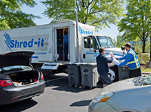 Free Shredding Opportunity