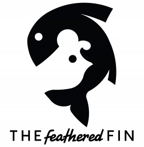 Feathered_Fin_Logo_Small_Text_Black