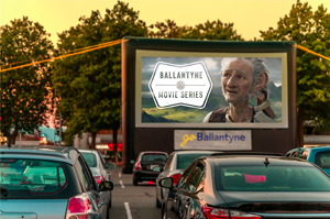 Ballantyne Drive-In Movie Series: The BFG (Big Friendly Giant)