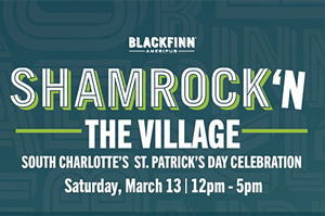 Shamrock'n The Village at Blackfinn Ameripub