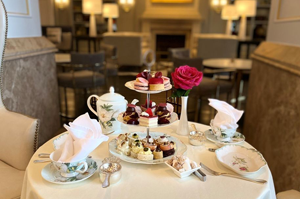 The Ballantyne's Afternoon Tea